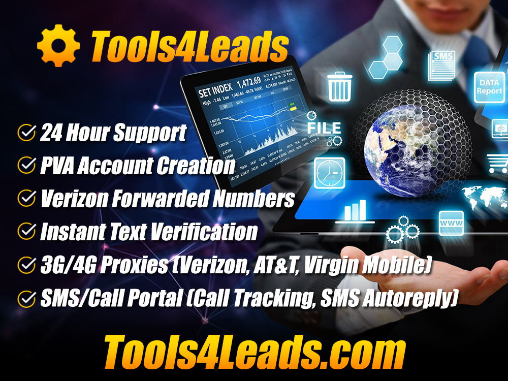 Service   Tools for Leads