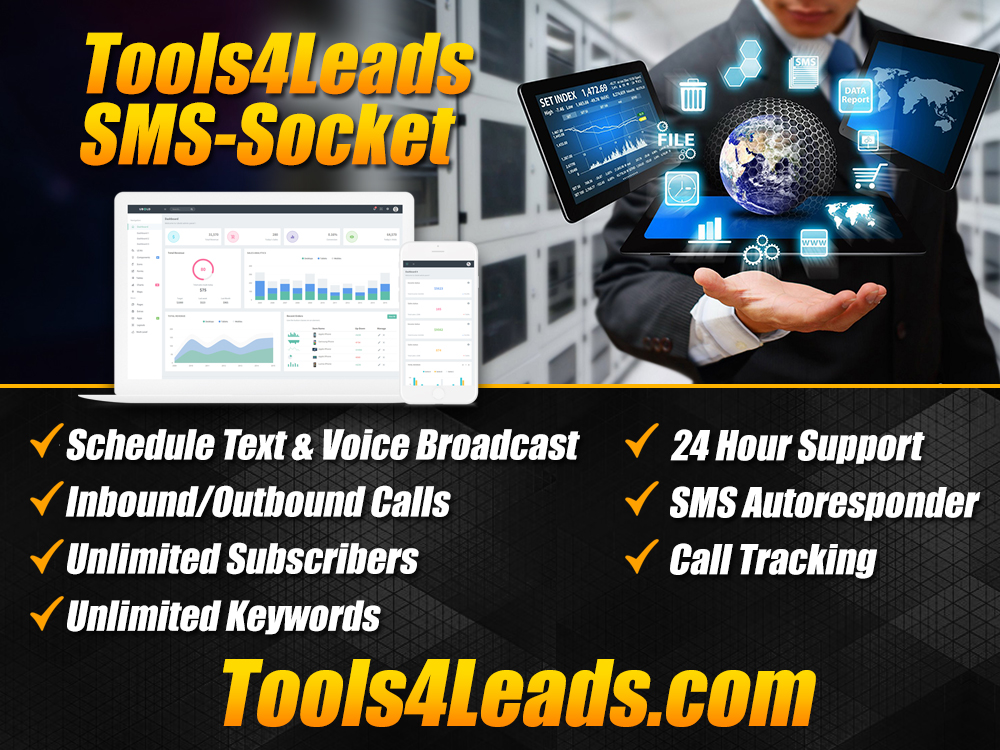 Text Message Marketing | Tools for Leads